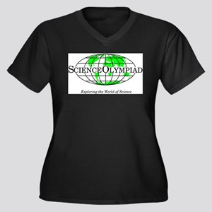 Science Olympiad Plus Size T-Shirt