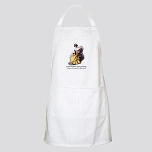 Knitting - Music for the Soul BBQ Apron