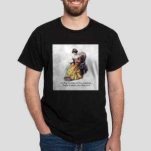 Knitting - Music for the Soul Dark T-Shirt