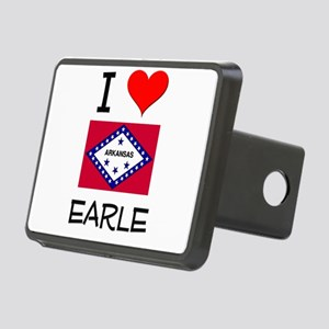 I Love EARLE Arkansas Hitch Cover