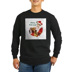 Merry Knit-mas T