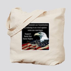 Same Rights Tote Bag