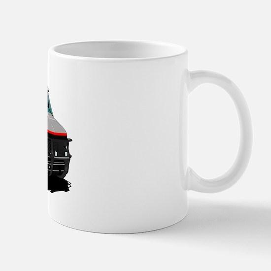 Retro Van. Mug