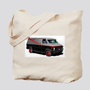 Retro Van. Tote Bag