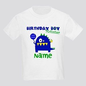 Birthday Boy Monster T-Shirt
