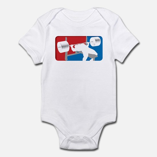VINTAGE BENCH PRESS Infant Bodysuit