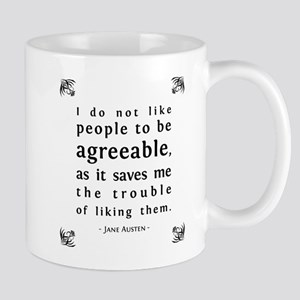 Agreeable People Mug