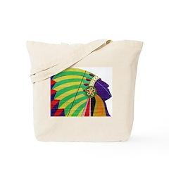 Hi-Yu Apples Tote Bag