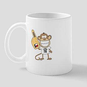 TEXAS MONKEY Mug