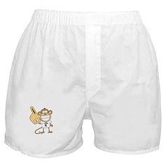 ILLINOIS MONKEY Boxer Shorts