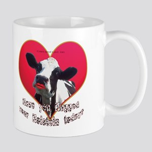 Cows Need Love Mug
