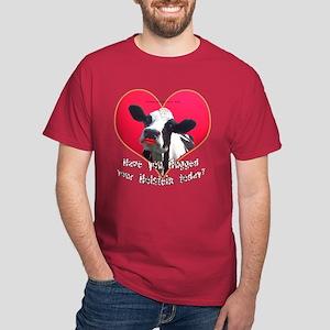 Cows Need Love Dark T-Shirt
