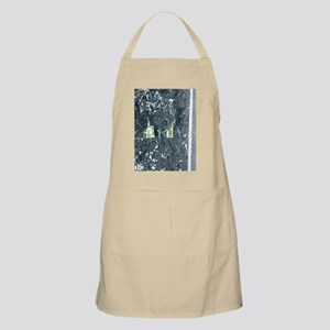 Caution in Ashes Light Apron