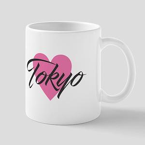 I Heart Tokyo Mugs