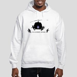 173rd AIRBORNE Hooded Sweatshirt