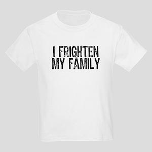 I FRIGHTEN Kids T-Shirt