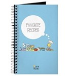 Favorite Recipes Journal