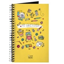 My Sketches Journal