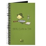 Hints, Clues Tips Journal