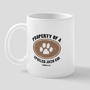 Jack Chi  dog Mug