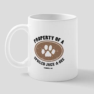 Jack-A-Bee dog Mug
