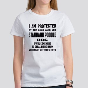 I am protected by th Women's Classic White T-Shirt