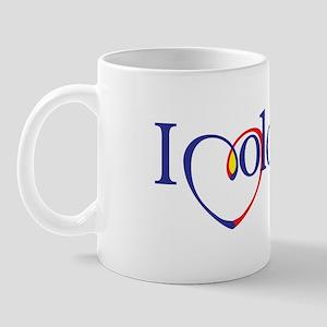 I Heart Colorado Mug