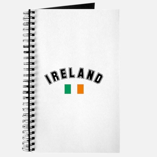 Irish Flag Journal