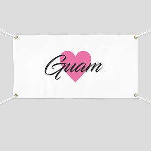 I Heart Guam Banner