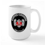 Coffee Cruisers Large Mug
