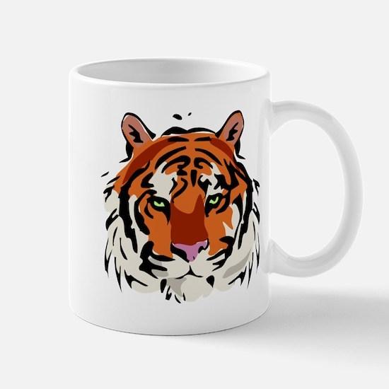 Tiger (Face) Mug