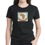 United States of Africa Women's Dark T-Shirt
