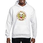 China Blessings Hooded Sweatshirt