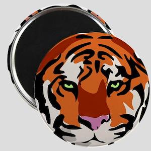 Tiger (Face) Magnets