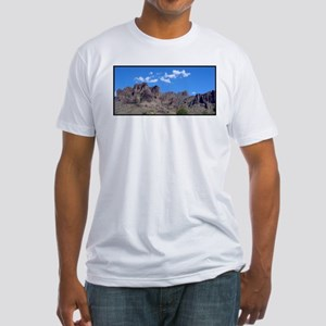 Superstition Mountains Fitted T-Shirt
