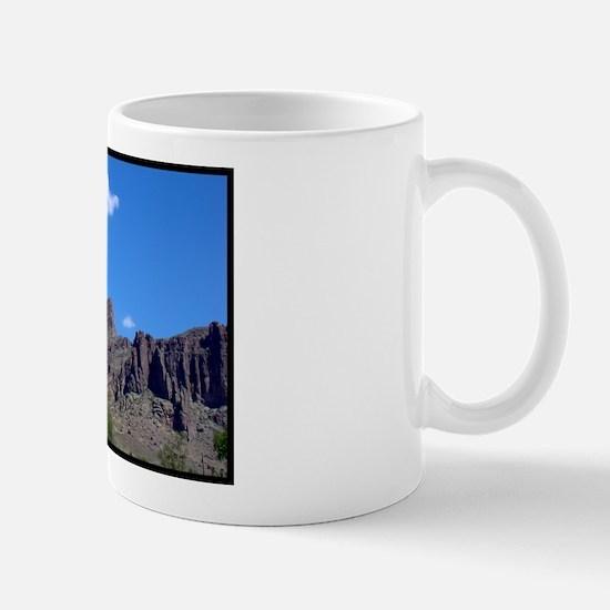 Superstition Mountains Mug