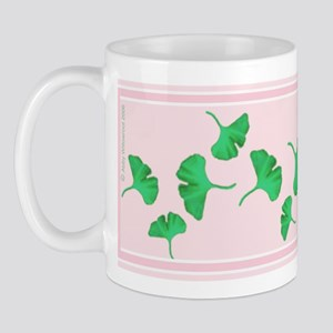 Ginko Leaves  Mug