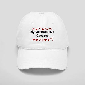 Cavapoo valentine Cap