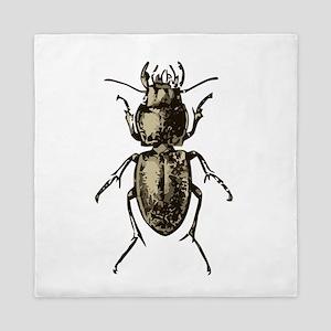 Pasimachus depressus Beetle Queen Duvet