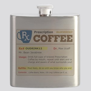Prescription Coffee Flask