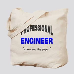 Professional Engineer Tote Bag