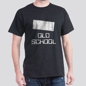 Old school card punch Dark T-Shirt