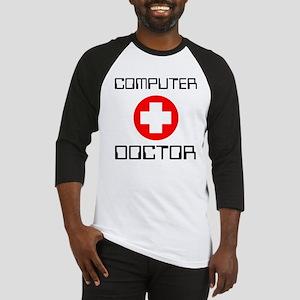 Computer Doctor Baseball Jersey