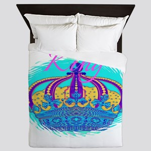 HIS King Crown Queen Duvet