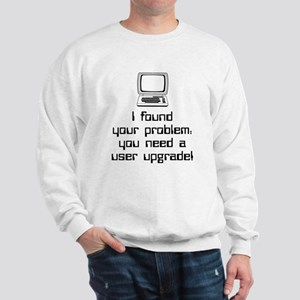 User Upgrade Sweatshirt