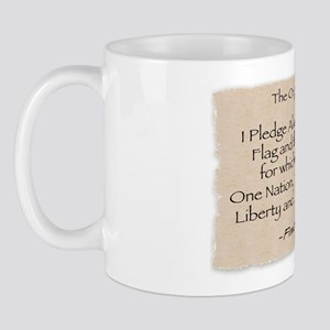 Mug: Pledge-original