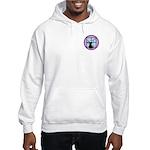Moonlight Emblem Hooded Sweatshirt