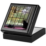 Window View Keepsake Box