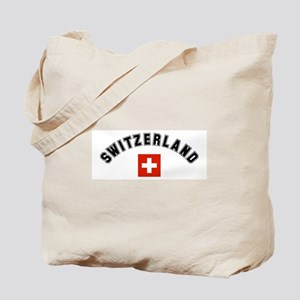 Swiss Flag Tote Bag