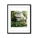 Oregon Lawn Art Framed Panel Print